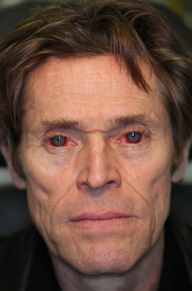 willem dafoe contacts